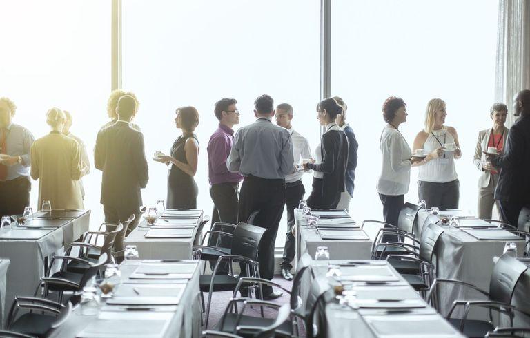Cómo organizar eventos de negocios con éxito