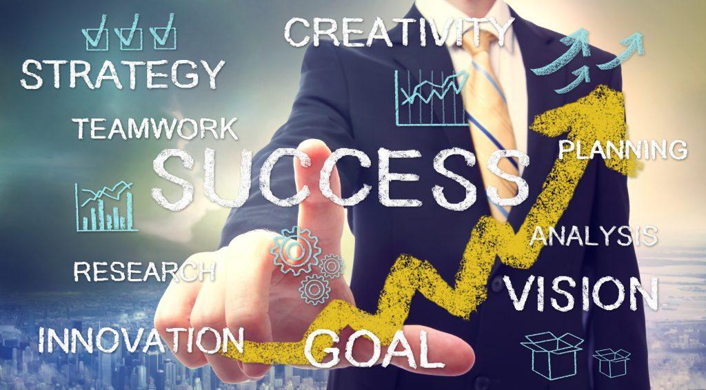 negocios con exito