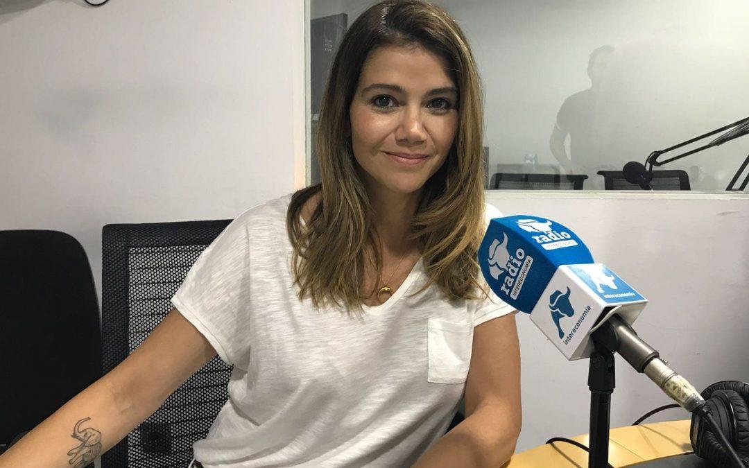 Entrevista de Ini Gómez Castro en Radio Inter