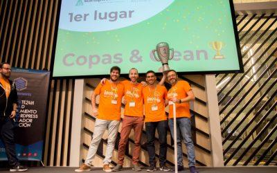 Ganadores de Startup Weekend Madrid 2018