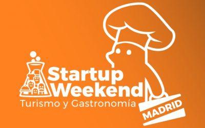 Startup weekend Madrid 2018 en Radio Inter
