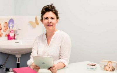 Maite Navarro CEO de Primeros Pendientes en Radio Inter