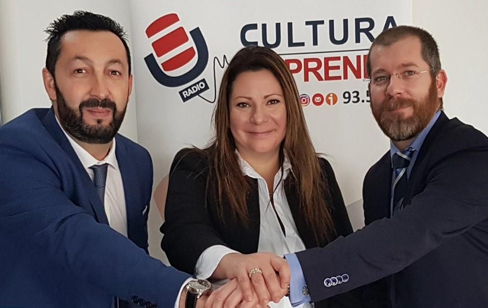 Cultura Emprende Radio, da el salto a Intereconomía.