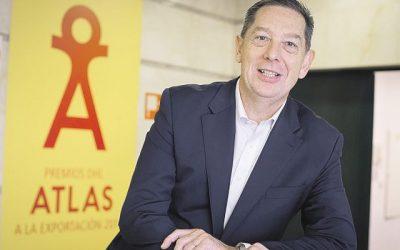 Premios DHL Atlas a la exportación con Nicolás Mouze