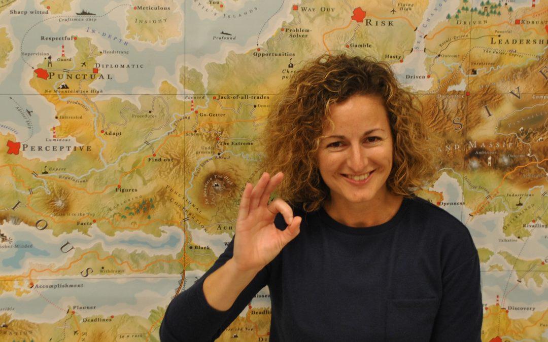 Mapstell Viaje a un Mundo de Entendimiento con Verónica Carrascosa