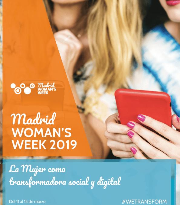 Fundación Woman's Week celebra la 9º edición de la Semana Internacional de la Mujer