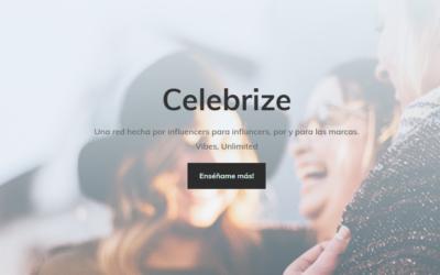 CELEBRIZE: «La red privada de los influencers para las marcas que funciona por intercambio»