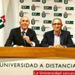 Joaquin Danvila Pedro Aceituno UDIMA Universidad Radio Intereconomia