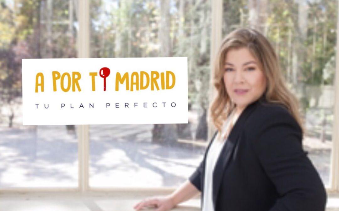 A Por ti Madrid en Radio Intereconomía