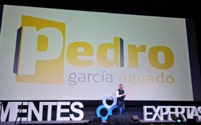 Conferencia de Pedro García Aguado en Mentes Expertas