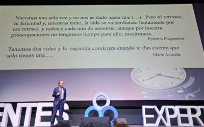 Conferencia de Emilio Duró en Mentes Expertas