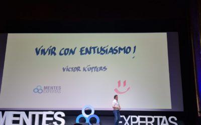 Mentes Expertas: Víctor Küppers