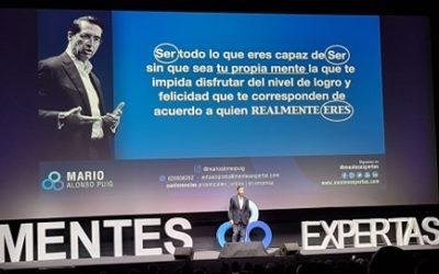 Conferencia de Mario Alonso Puig en Mentes Expertas