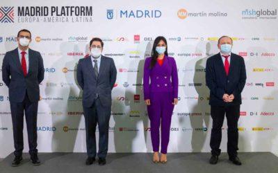 Primer HUB internacional de negocios entre Europa y América Latina, Madrid Platform.