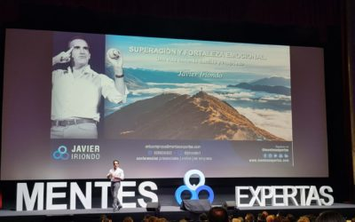 Conferencia de Javier Iriondo en Mentes Expertas